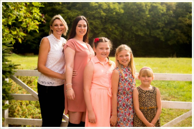 Family portraits in Broxbourne, Cheshunt, St Albans, Hertford town, Welwyn Garden City and Ware by QWest Photography